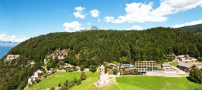 Reiterhotel Sulfner in Hafling