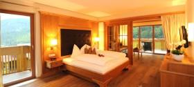Neue Suite im Reiterhof Hotel Sulfner in Hafling oberhalb Meran