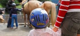 Reitunterricht für Kinder und Erwachsene im Reiterhof Sulfner