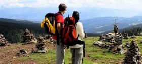 Wanderung zu den Stoanernen Mandln