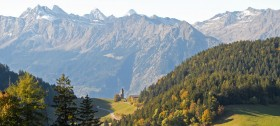 Herbsturlaub in Hafling - einfach unvergesslich