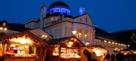 Weihnachtsmarkt in Meran