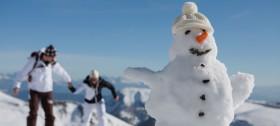 Winter-Familienurlaub im Skigebiet Meran 2000