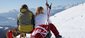 Saisonsstart im Skigebiet Meran 2000