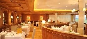 Moderne und gemütliche Atmosphäre im Hotel Sulfner in Hafling