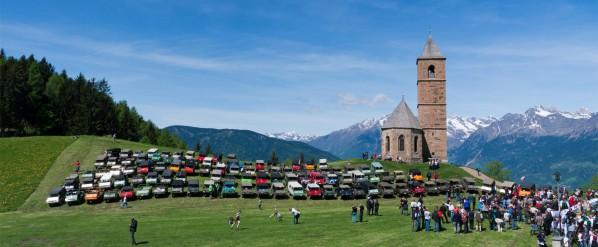 3. Internationales Haflingertreffen Hafling Südtirol